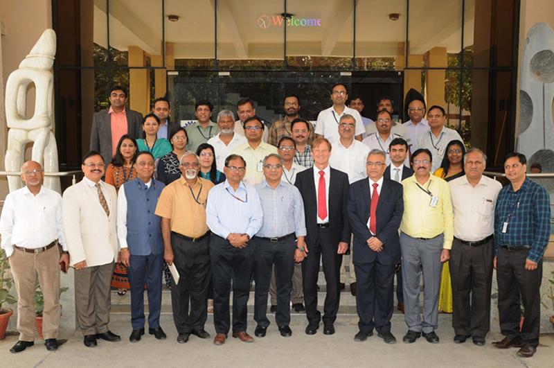 ISRO and NPL